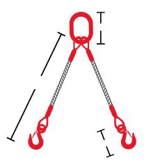 Multi 2-Legged Bridle